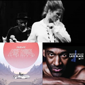 Very proud to be the singer on the new @therealmarcusmiller record, and one of the singers on the new @tokimonsta record, BOTH nominated for the Grammys ! Congrats to these amazing artists! #grammys #tokimonsta #marcusmiller #jazz #electronical