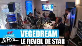 Vegedream - Le réveil de star #MorningDeDifool