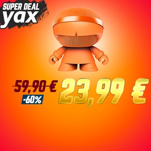 Super Deal Yax : Xoopar Boy Stéréo