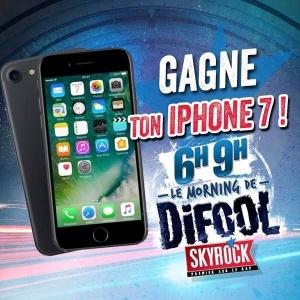 gagner iphone 4 skyrock
