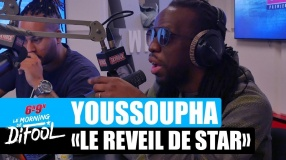 Youssoupha - Le réveil de star #MorningDeDifool