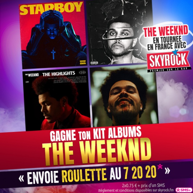 La Roulette - The Weeknd