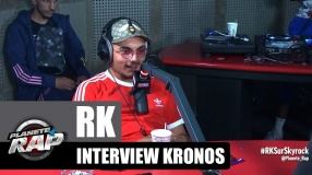 RK - Interview Kronos #PlanèteRap