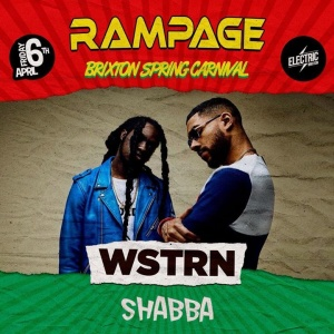 London! What you sayin' Carnival come early? You know we deyah! Catch us at Electric Brixton for Rampage Sound Spring Carnival this Friday 6th! ❤